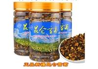 hot sale 120g xinjiang kun lun snow daisy chrysanthemum flower tea in three cans 40g/can 100% natural herbal tea