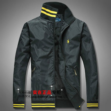 2014 Brand men jacket men coat tracksuit spring autumn leisure sport men's winter coat fashion