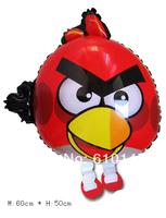 Free shipping 50pcs/lot bird walking balloon cartoon walking balloon toys for kids