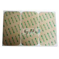 for Samsung galaxy S4 i9500 i9505 Frame 3M Adhesive Glue Tape,free shipping,100pcs/lot
