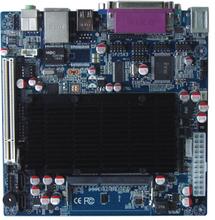 popular intel atom motherboard fanless