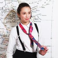 Girls classic tuwen viesca 5cm tie