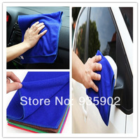 Supplies Auto  Ultrafine Fiber Nano Car Wash Small Towel Car Absorbent Polishing Cleaning Towel