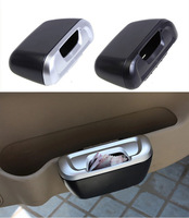 HIGH QUALITY FREE SHIPPIN ABS MINI AUTO CAR TRASH RUBBISH CAN GARBAGE BOX DUST CASE HOLDER ASHTRAY FOR BMW HONDA TOYOTA BUICK
