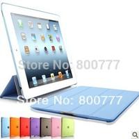 Companion Set Back Case +  Front Smart Cover for iPad 2 3 4 Air 5 Mini 1 2