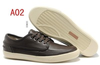 Hot Selling  New Men's Shoes polo sport Sneakers Luxury Style Flat Shoes la lether  Sneaker