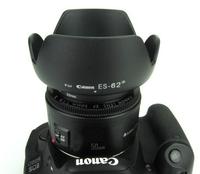 New ES 62 II ES-62 II Lens Hood for Canon EOS EF 50mm f/1.8 II Lens ES-62II