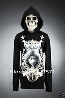 Givency ANGEL CREST Unisex Hoodie Black  Sweatshirt  Tokyo  Fashion  sweater