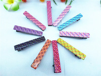 2014 fashion 20 pcs(10pairs) dot-shaped flowers Girl Baby Dancing hairpins Hair Clips FOR KIDS!!
