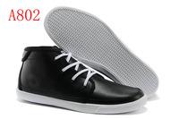 New Men's high shoes  Sneakers Shoes la lether fashion Sneaker crocodiles shoes