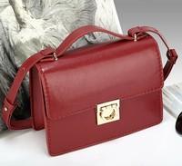 Summer new arrival 2014 genuine leather women's handbag fashion vintage one shoulder cowhide handbag women messenger bag bolsas