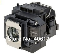Replacement Projector Lamp for epson ELPLP58, V13H010L58, with Housing free shipping