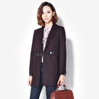 New arrival 1212 fashion woolen outerwear