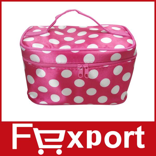 Women Cosmetic Bag Travel Makeup Make up Storage Organizer Box Beauty Case, 404(China (Mainland))