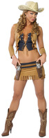 Cowgirl Sheriff Halloween Costumes for Women LC8382 Free Shipping