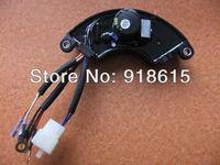HanJing 5KW AVR HJ.5K3P220  three phase gasoline generator, automaitc voltage regulator