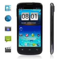 "Utime U100 MTK6582 1.3GHz Quad Core Android 4.2 WCDMA 3G Mobile Phone 512MB RAM 4GB ROM 4.6"" Screen 8.0MP Camera"
