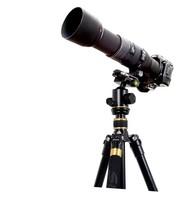 sinno Professional  Tripod w/ Monopod & Ball Head For DSLR Camera Travel