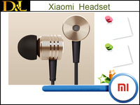 Original Xiaomi Gold Headset For Xiaomi mi2s mi3 red