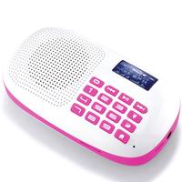 Develope overseas v5 portable card speaker digital mini audio radio mp3 player