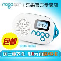 Rogor q12 card speaker mini digital portable mini speaker radio mp3 player small audio