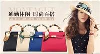 2014 women's ol fashion handbag shoulder bag handbag messenger bag silk scarf shaping bag