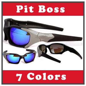 O brand Pit Boss TR90 Frame polarized sunglasses the best quality Fashion Outdoor Sports Eyewear + original retail box(China (Mainland))