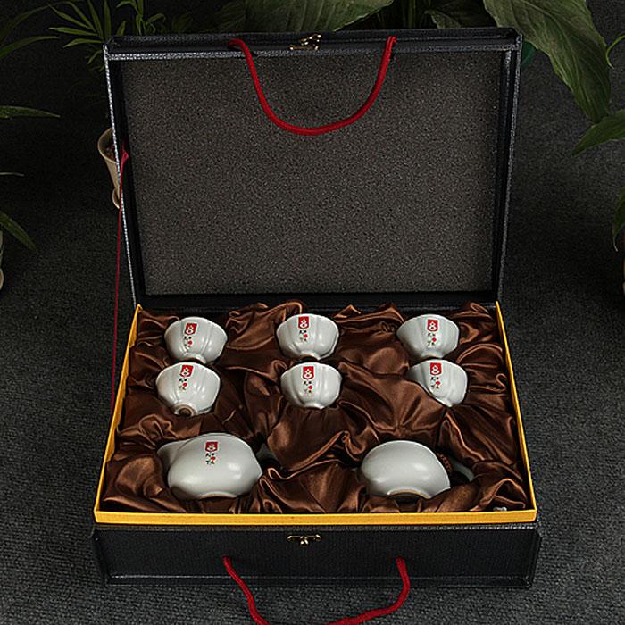2014 tea ceramic tea set pot tea set kung fu tea