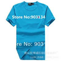Summer men T Shirt 2014 T-shirt Famous Brand Top Designer Mens 12 colorO neck Casual short Sleeve T-shirt  t shirt men Tops&Tees