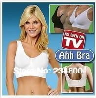 5pcs/lot , Sexy Bra Slimming functional Ahh sport Bra TV Seamless Leisure genie yoga Bra