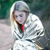 Emergency blanket insulation blanket emergency blanket outdoor first aid outdoor field supplies