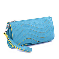 2013 summer new handbag Korean tidal wave pattern women clutch bag Shoulder Messenger bags wholesale penny