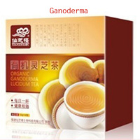 Long out of the 39 days of organic ganoderma lucidum tea to purify the blood long-term consumption of longevity and health