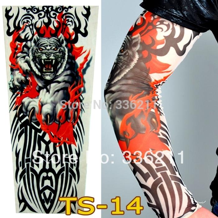 Tiger Stripe Tattoo Sleeve Tattoo Sleeve Tiger