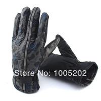 Muxincamp slip-resistant gloves winter thermal gloves women's male gloves