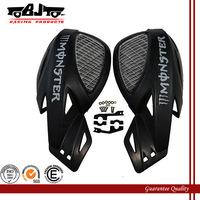 "HG-005 Black 7/8""   ATV Accessories Motorcycle Brush Bar Hand Guards Handguard  For Honda"
