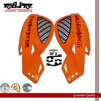 HG-005 Orange Color 22mm   Dirtbike Brush Bar Hand Guards Handguard ATV Accessories For Yamaha