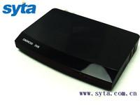 Free shipping Android+DVB-T2 tv box Aml8726MX Dual core ARM Cortex-A9 DDR3 1G NAND 4G