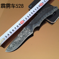 Yasmaks camping hunting knife folding knife outdoor tool straight knife