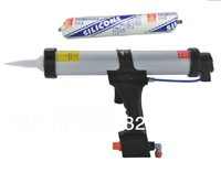 Pneumatic Caulking Gun Air Sausage Soft Pack Hand-held Air-powered  DIY Tool 9 Inch 310ML