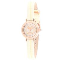 Free Shipping Women Leather Strap Watches 2014 Newest Lady Little Girls Rhinestone Quartz Casual Analog Relogio Wristwatches