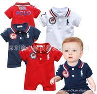 2013 New Designer Brand  Baby romper  Kids  Bodysuit  Baby Girls / Boys Infant  Clothes  /  Romers Wholesale