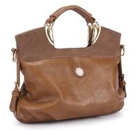New 2014 Fashion disigner POLO Brand Handbags Genuine Leather messenger bag Women Shoulder Bags Items Totes brown Bule