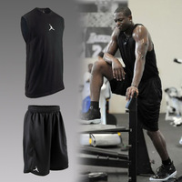 Specials - Wade Basketball clothes suit basketball training vest breathable cotton summer male jersey  free shipping