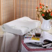 Health care pillow help sleep pillow neck pillow bamboo fibre slow rebound space memory pillow 50x30cm
