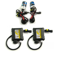 Free Shipping HOT Brand New 12V 35W H1 4300K Slim Hid Xenon Bulb Ballast Conversion Kit  [DC75]