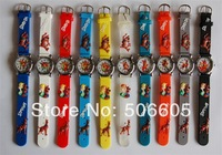 Free Shipping Wholesales NEW Scooby Doo Cartoon 3D Watch 10pcs/lot Goods jelly kids Children good gift