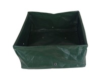 GardeningWill Eco-friendly Waterproof PE Garden Vegetables Grow Bag Planter 40x30x25cm