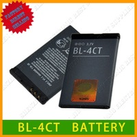 Mobile battery BL-4CT for nokia 800mah 15pcs/lot