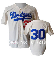 Free Shipping Cheap 2014 Los Angeles Dodgers Authentic 1962 #30 Maury Wills Throwback Home Baseball Jersey,Embroidery Logos